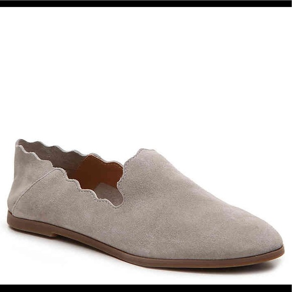 Lucky Brand Caliya Suede Loafer Flat